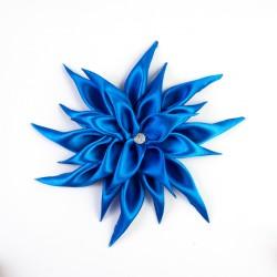 Ozdoba Dahlia modrá