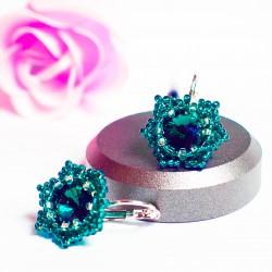 Smaragdové květiny