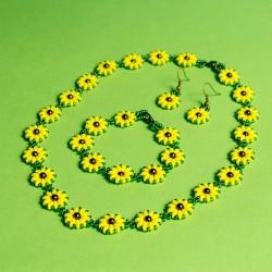 "Sada ""Žluté květy"""