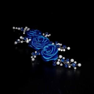 Ozdoba Růže královsky modré