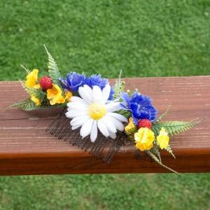 Hřebínek Luční květy