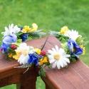 Věneček Luční květy